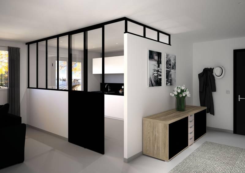 verri re sur mesure conception de cuisines allemandes libourne cuisiligne. Black Bedroom Furniture Sets. Home Design Ideas